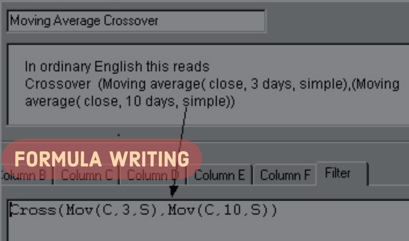 Formula Writing Course