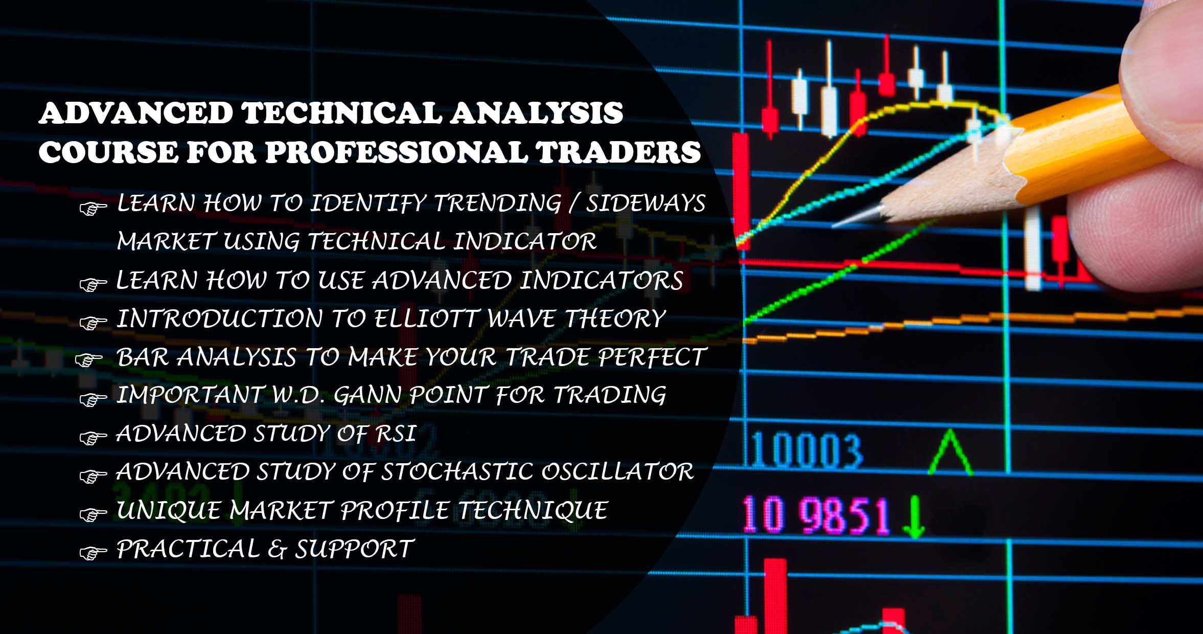 Advanced Technical Analysis Course