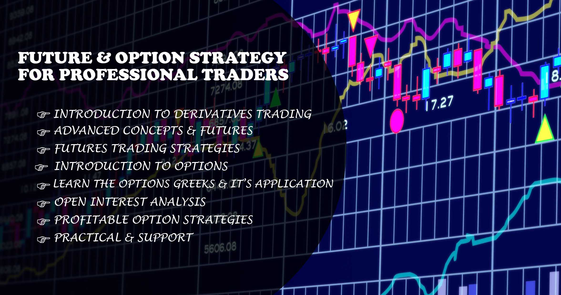 Futures & Option Strategies